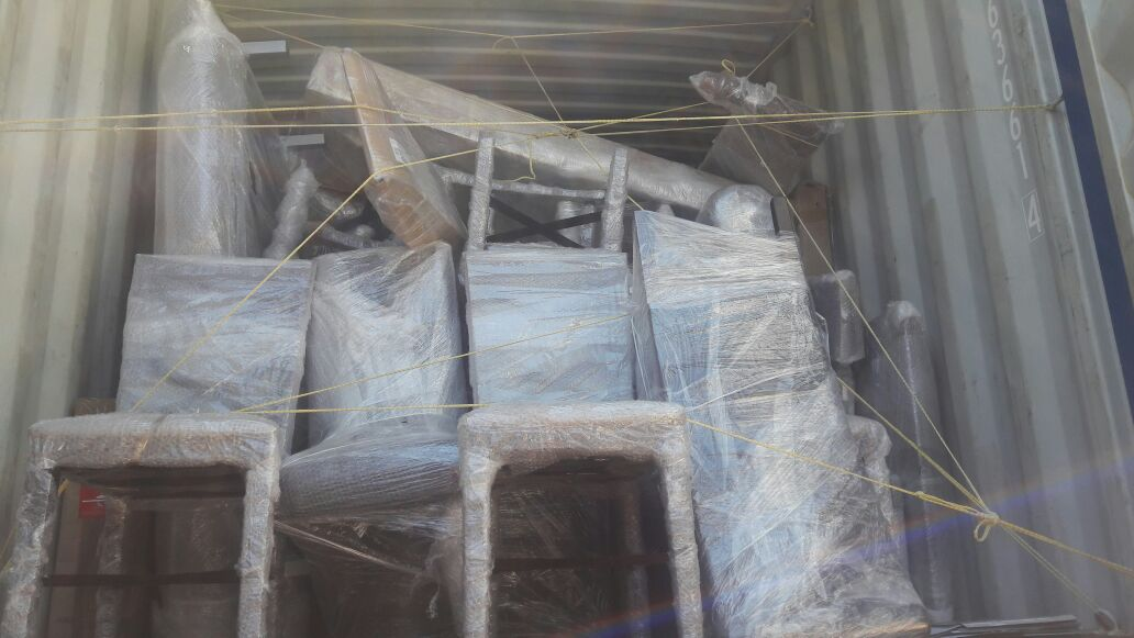 Goods Secured in Container